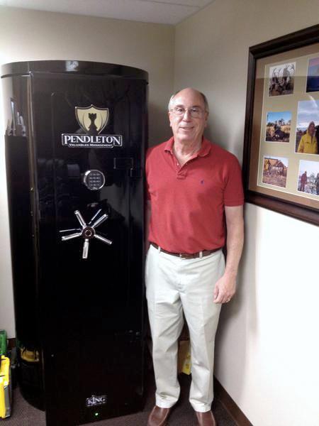 Bob Nosler Pendleton Safes